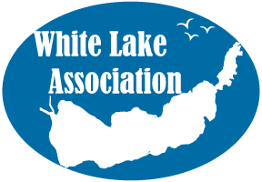 White Lake Association Retina Logo