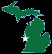 Located in West Michigan